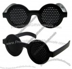 High-End Fashion Pinhole Glasses(2)