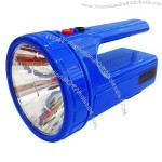 High Power Hand Crank LED Flashlight and Cellphone Charger