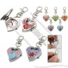 High Quality Fashion Stylish Quartz Key Chain Watch(1)