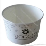 High Quality Logo Printed Disposable Tasting Cups