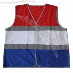 High-Quality Reflective Safety Warning Vests