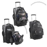 """High Sierra 24"""" Wheeled Carry-On with Removable Daypack"""