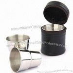 Hip Flask/Stainless Steel Cup