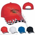 Hitpromo Racing Flame Baseball Cap
