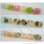 Home Decorations Plastic Easter Eggs with Hanging 6pcs/tube