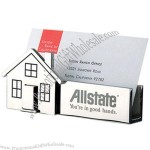 Home-Sweet-Home Business Card Holder