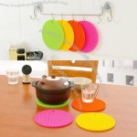 Honeycomb Silicone Placemats