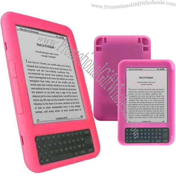 Promotional Hot Pink Premium Silicone Skin Soft Cover Case for