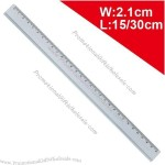 Hot Sale 15/30CM Metal/Aluminium Ruler