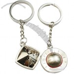 Hot Sale Cute Alloy Key Chain Holder