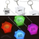 House Moodlight Key Chain