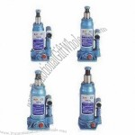 Hydraulic Jacks with 2 to 8 Tons Capacity and 60 to 80mm Adjustable Height