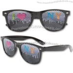 I Love NY Printed Lens Sunglasses