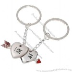 I-Love-You Couple's Magic Keychain