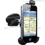 i.Sound Mobile Car Mount, Auto Cell Phone Holder