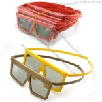 IMAX Linear Polarized 3D Glasses