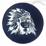 Indian Chief Spare Tire Cover for a Jeep's or a Rv's