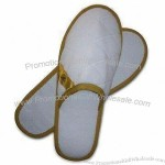 Indoor Slippers, Made of Terry Cloth, Lightweight and Comfortable