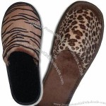 Indoor Terry Slippers with Non-slip, Light, and Comfortable Characteristics