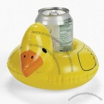 Inflatable Ducky Coasters