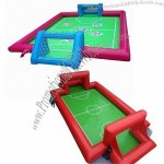 Inflatable Football Game Equipment