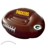 Inflatable football tailgating sofa chair couch.