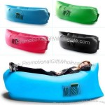 Inflatable Hangout Air Sleep Camping Bed Beach Sofa Lounge Lamzac Hangout Down Fill Sleeping Bag
