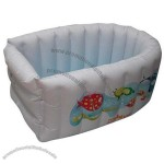 Inflatable Infant Beach Swimming Pool