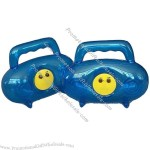 Inflatable PVC Radio Blue