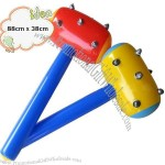 Inflatable Spike Hammer