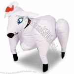 Inflatable Toy in Sheep-shaped