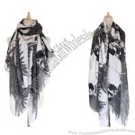 Ink Style Scarf