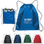 Insulated Drawstring Sports Pack