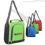 Insulated Lunch Bags with Zippered Pocket