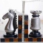 International Chess Bookend