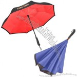 Inverted Reversible Custom Umbrella - 46""