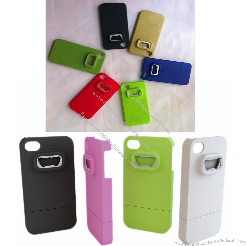 promotional iphone case with bottle opener for iphone 4 4s gift 661709129. Black Bedroom Furniture Sets. Home Design Ideas