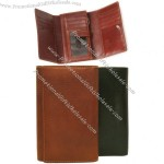 Italico Ultimo Ladies Euro Wallet with ID Window