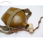 JAPANESE ARMY SOLDIER CANTEEN ALUMINIUM