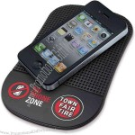 Jelly Sticky Pad - Non-slip gel grip mat clings to your dash or console, grips phones, glasses, etc
