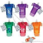 Jersey Shaped Collapsible Water Bottle