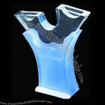 Jewelry Display Stands, Made of Top-quality Acrylic