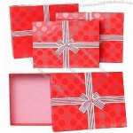Jewelry Gift Box, Ideal for Various Chocolates, Snacks