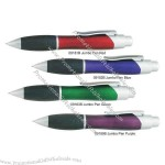 "Jumbo II Series - Green - Plastic jumbo pen, 7 7/8"" long."