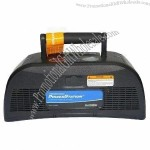 Jump Starter Power Station with LED Light and 400W Power Inverter