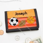 Just For Him Personalized Wallet