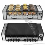 Kebab Electric Grill, Easy to Clean