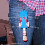 Kendama Clip Holder with Carabiner