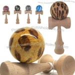 Kendama - Full color printing pattern
