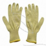 Kevlar Wire Woven Cut-resistant Safety Work Gloves